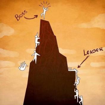 Líder vs. Jefe